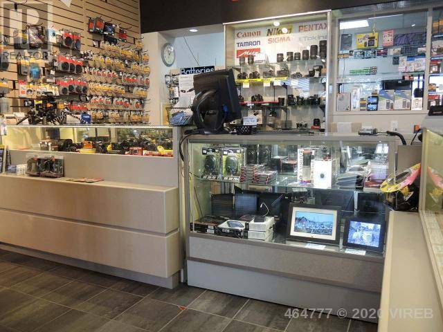 Commercial property for sale at 1260 Shoppers Rw Campbell River British Columbia - MLS: 464777