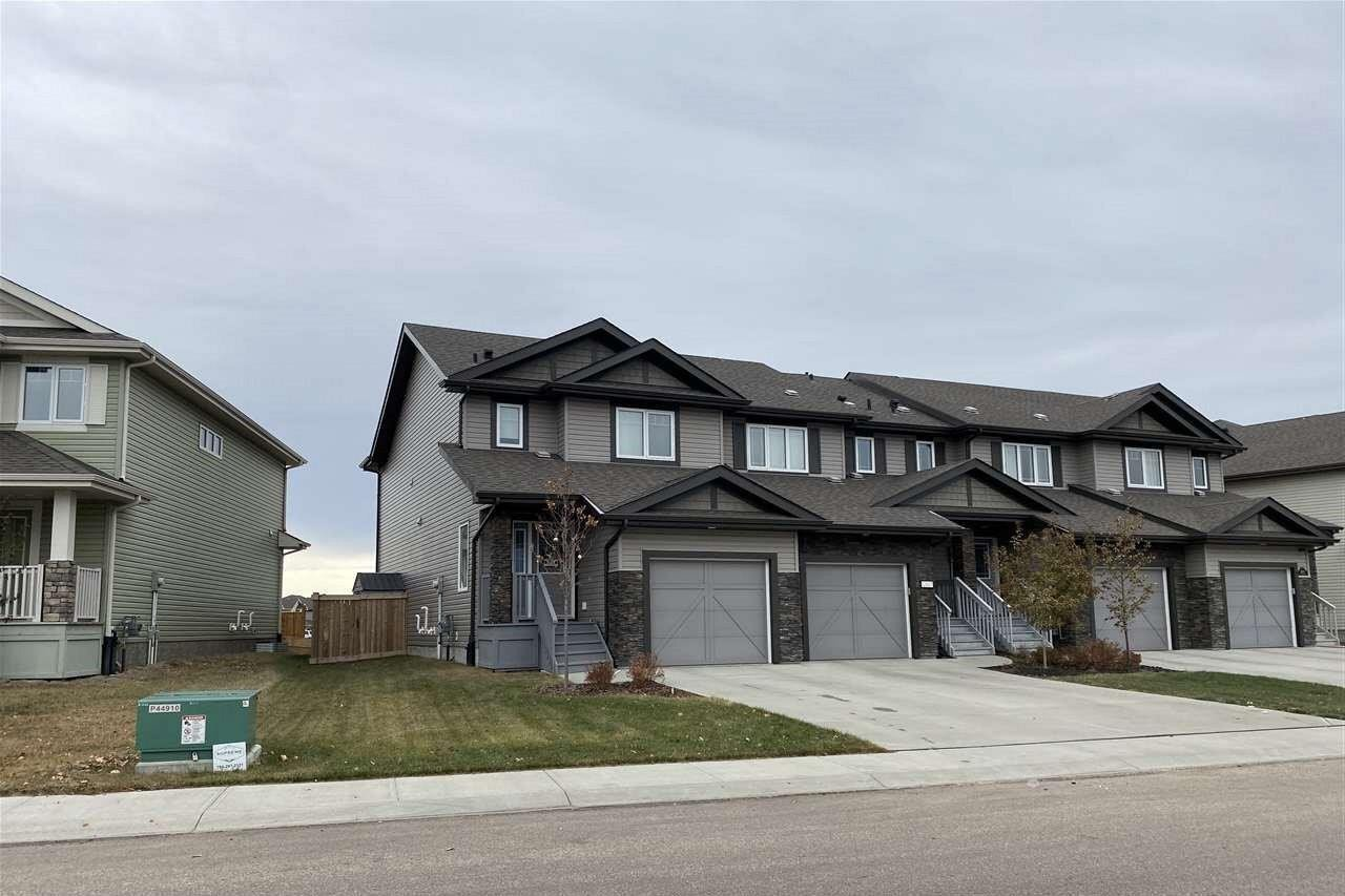 Townhouse for sale at 12609 45 St NW Edmonton Alberta - MLS: E4219462