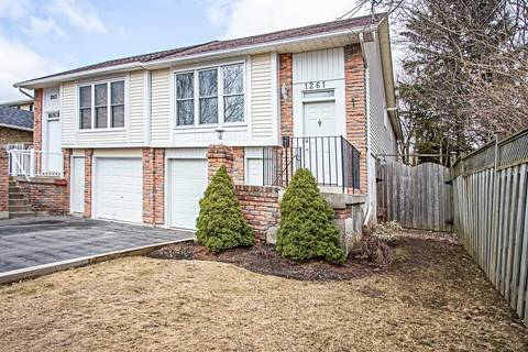 Townhouse for sale at 1261 Northbrook St Oshawa Ontario - MLS: E4731509