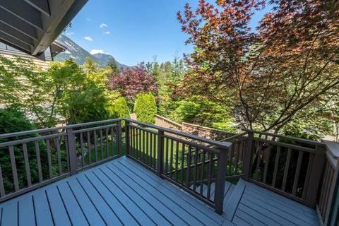 Townhouse for sale at 1261 Stonemount Pl Squamish British Columbia - MLS: R2337730