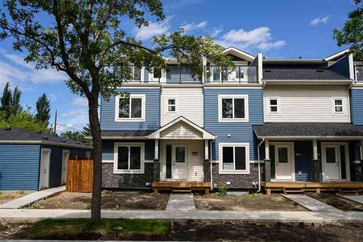 Townhouse for sale at 12610 116 Av NW Edmonton Alberta - MLS: E4210312