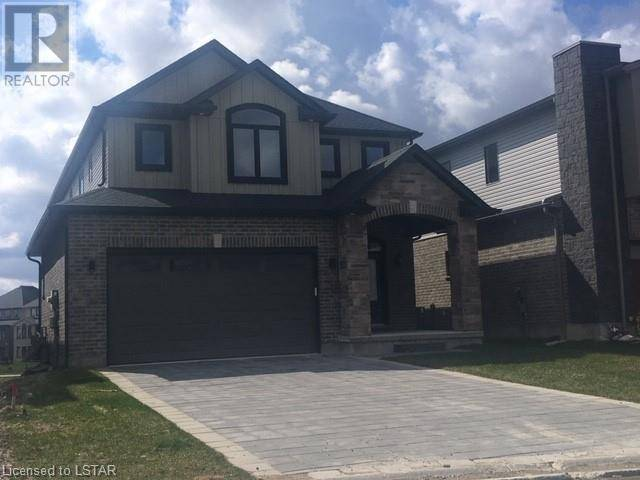 House for rent at 1262 Medway Park Dr London Ontario - MLS: 255130