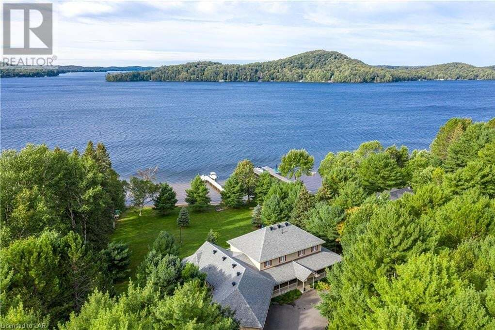 House for sale at 1262 Seabreeze Rd Lake Of Bays Ontario - MLS: 271877