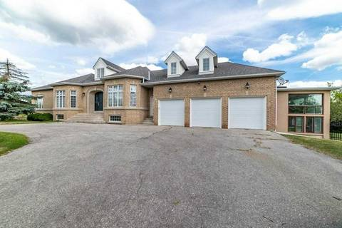 House for sale at 12621 The Gore Rd Caledon Ontario - MLS: W4574538