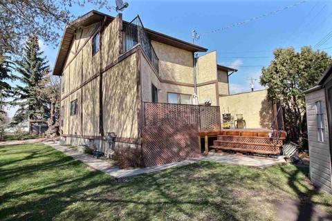 Townhouse for sale at 12625 68 St Nw Unit 12623 Edmonton Alberta - MLS: E4155919