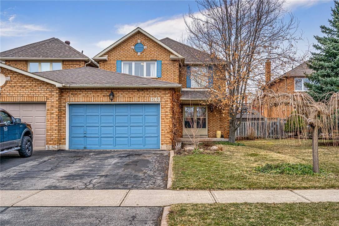 House for sale at 1263 Freeman St Burlington Ontario - MLS: H4075315