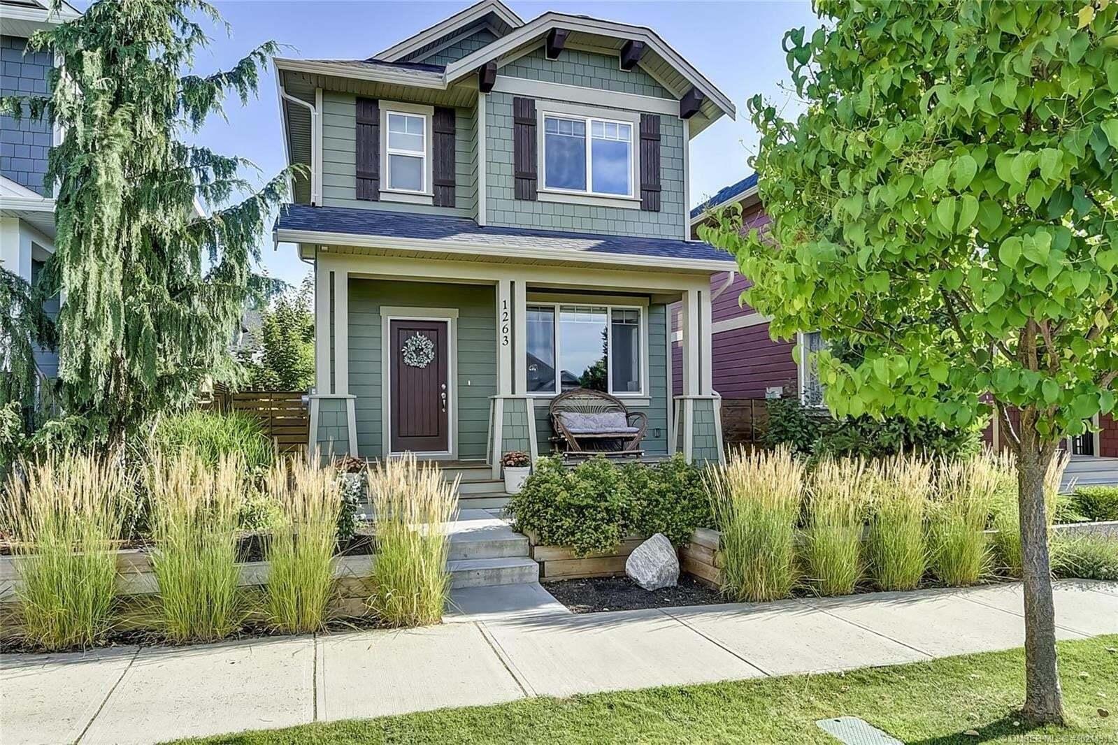 House for sale at 1263 Steele Rd Kelowna British Columbia - MLS: 10214313