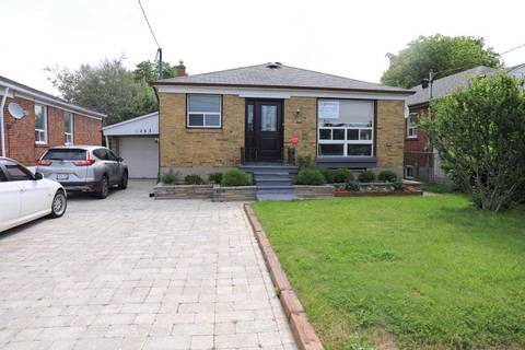House for sale at 1263 Warden Ave Toronto Ontario - MLS: E4517180