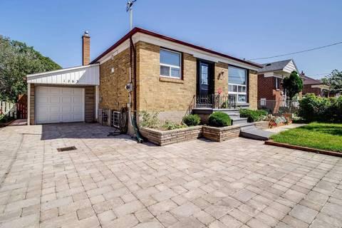 House for sale at 1263 Warden Ave Toronto Ontario - MLS: E4584566