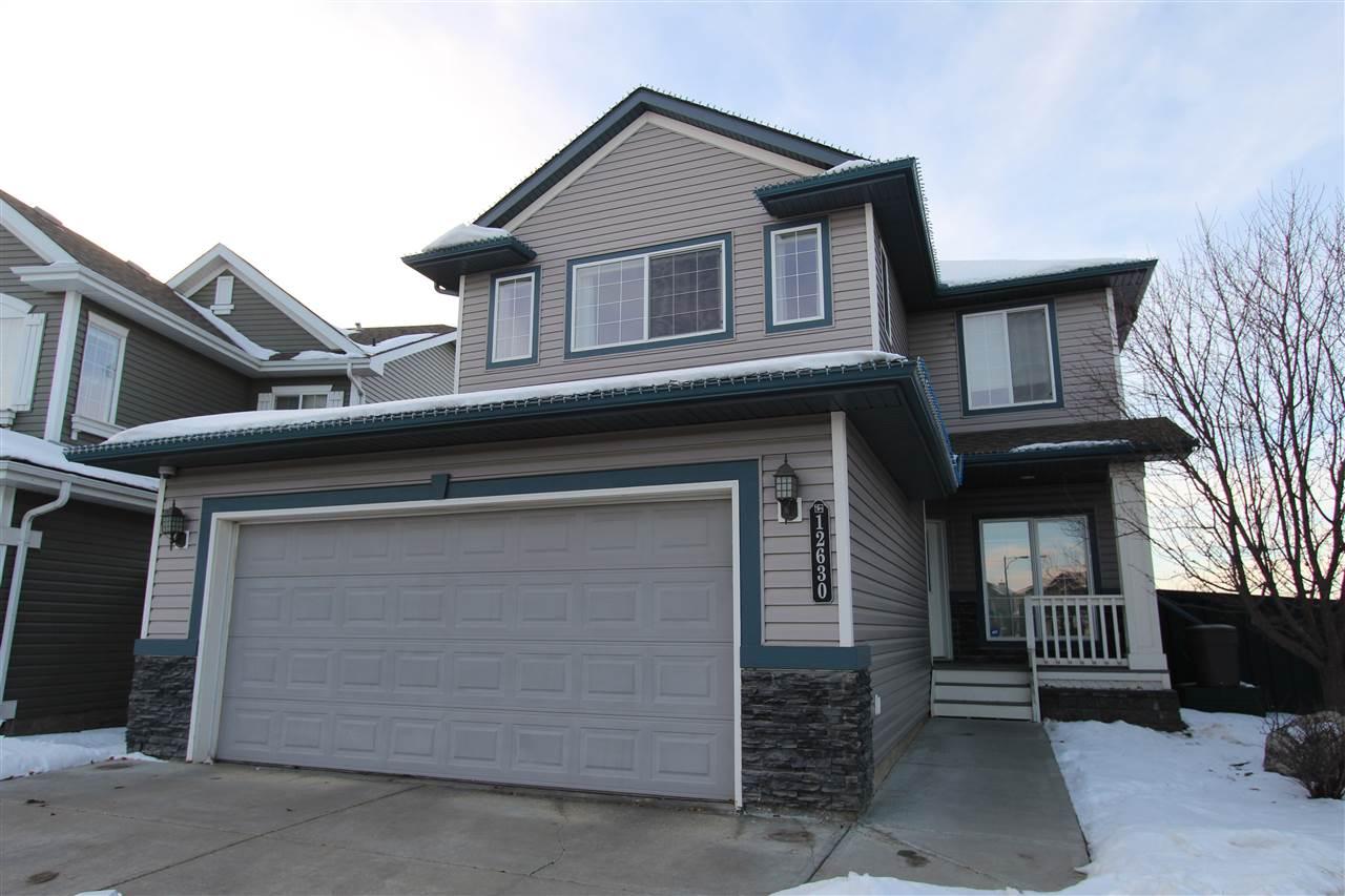 For Sale: 12630 16a Avenue, Edmonton, AB | 3 Bed, 3 Bath House for $524,900. See 29 photos!