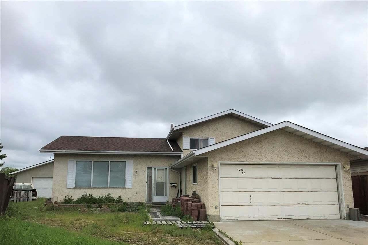 House for sale at 12635 161 Av NW Edmonton Alberta - MLS: E4202380