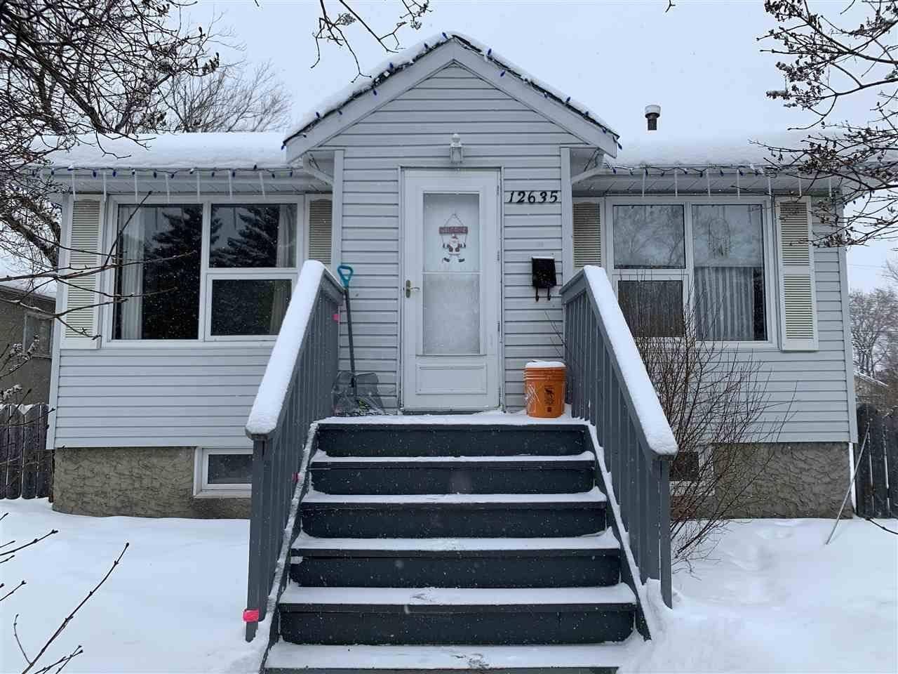 House for sale at 12635 73 St Nw Edmonton Alberta - MLS: E4185256