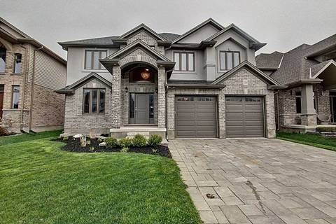 House for sale at 1264 Eagletrace Dr London Ontario - MLS: X4436317