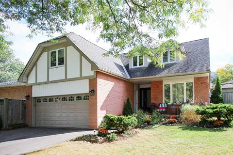 House for sale at 1264 Fielding Ct Oakville Ontario - MLS: W4615069