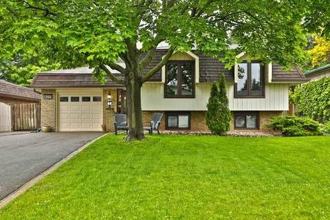 House for sale at 1264 Forest Hl Oakville Ontario - MLS: W4490826