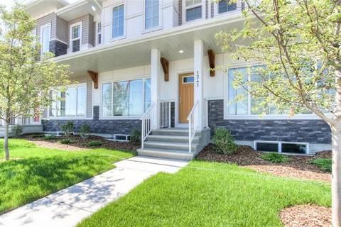 Townhouse for sale at 1265 Carrington Blvd Northwest Unit 1265 Calgary Alberta - MLS: C4285103
