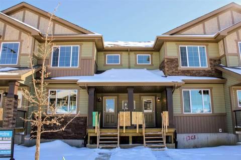 House for sale at 1265 163 St Sw Edmonton Alberta - MLS: E4145570