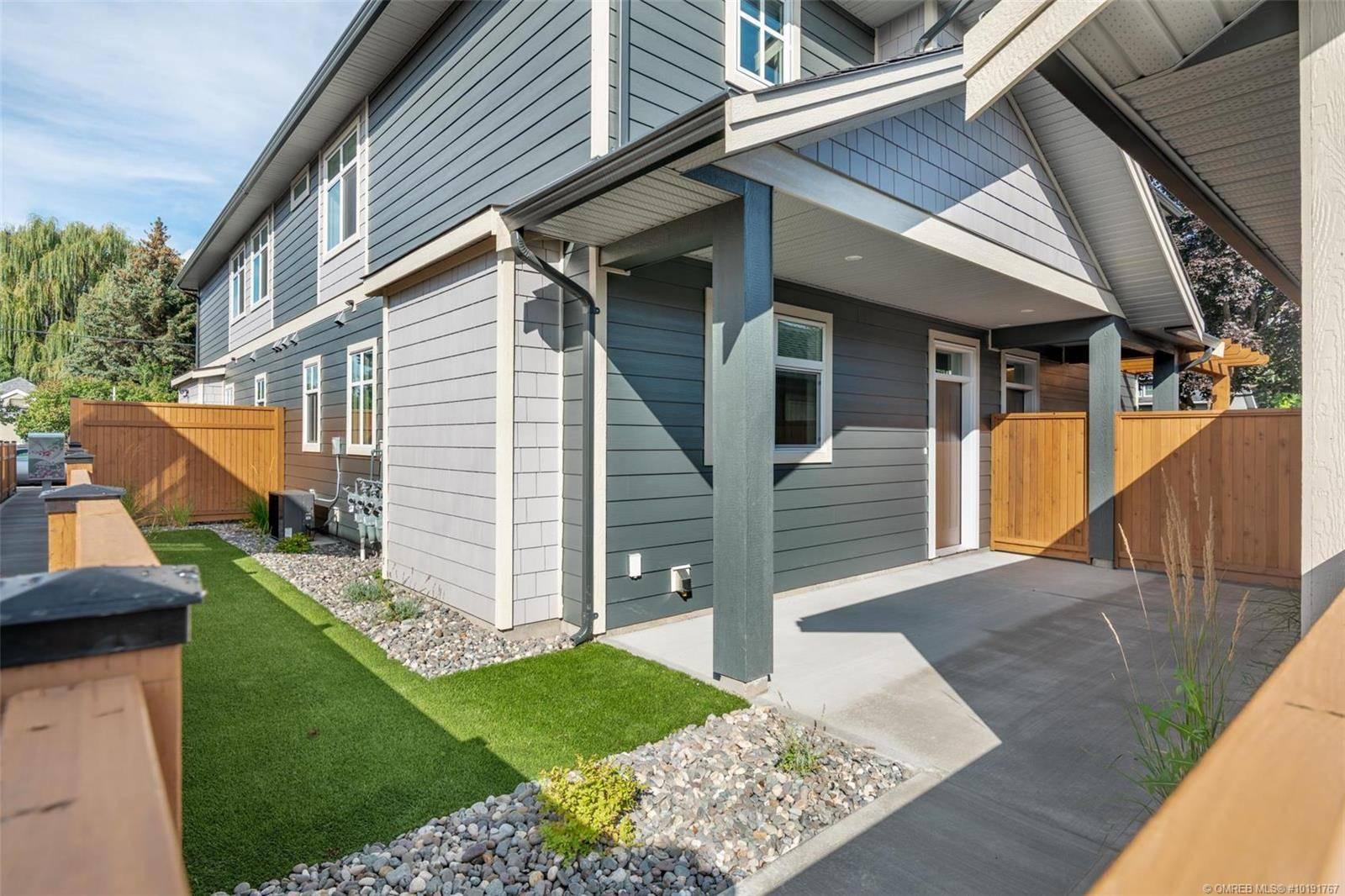 Townhouse for sale at 1265 Ethel St Kelowna British Columbia - MLS: 10191767