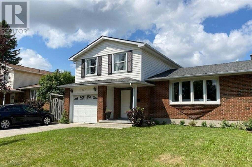 House for sale at 1265 Jalna Blvd London Ontario - MLS: 278358