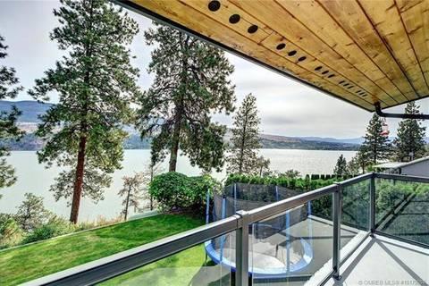 House for sale at 12651 Ponderosa Dr Lake Country British Columbia - MLS: 10179694