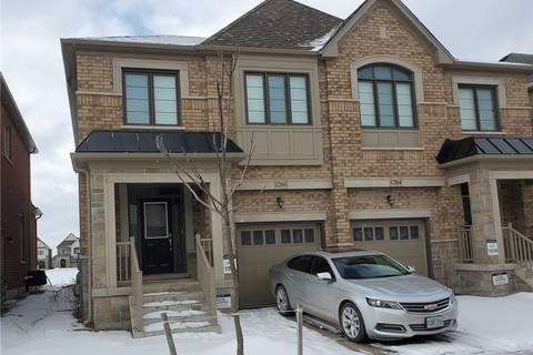 Townhouse for rent at 1266 Hamman Wy Milton Ontario - MLS: W4693554