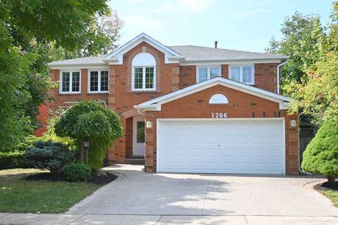 House for sale at 1266 Kings College Dr Oakville Ontario - MLS: W4593250