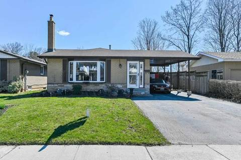House for sale at 1267 Aldridge Cres Burlington Ontario - MLS: W4736908