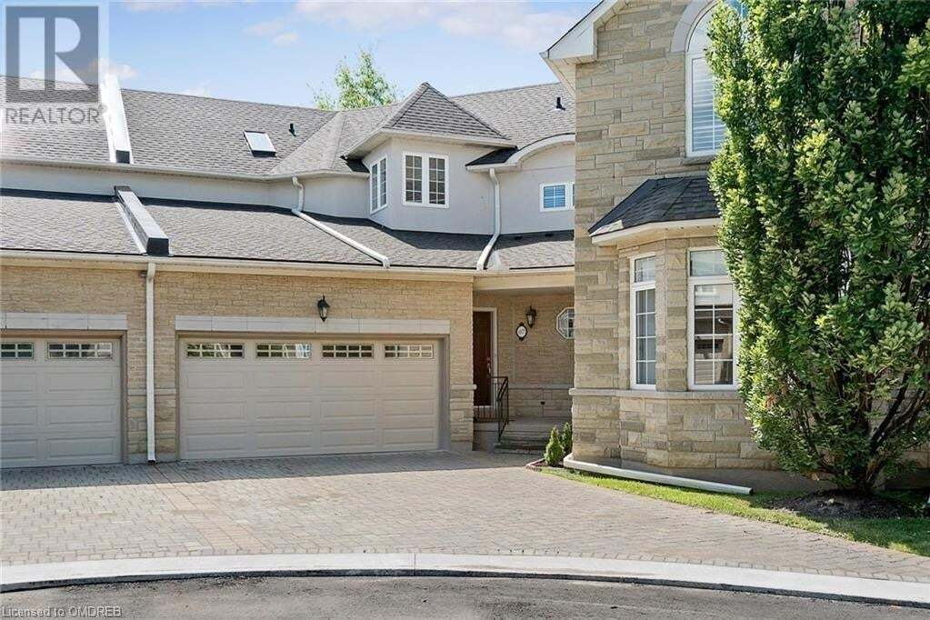 Townhouse for sale at 1267 Dorval Dr Oakville Ontario - MLS: 30818868
