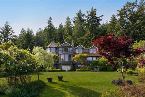House for sale at 1267 Fairweather Rd Bowen Island British Columbia - MLS: R2462072