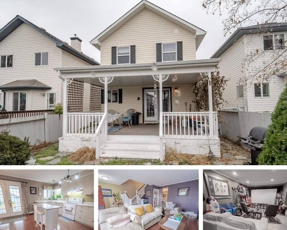 House for sale at 1267 Gillespie Cres Nw Edmonton Alberta - MLS: E4177933
