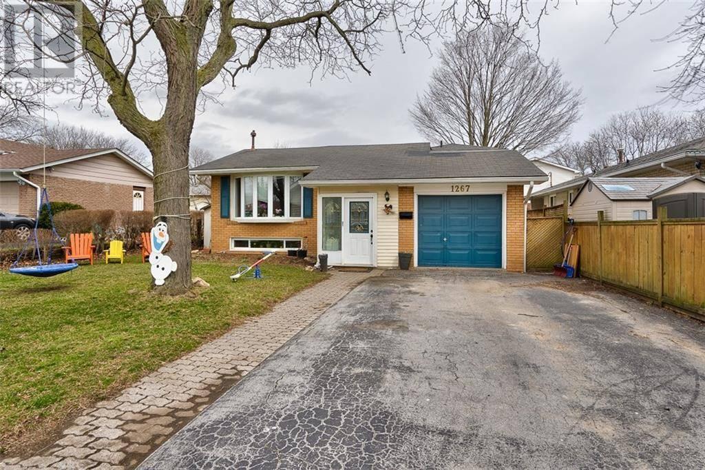 House for sale at 1267 Tavistock Dr Burlington Ontario - MLS: 30799523