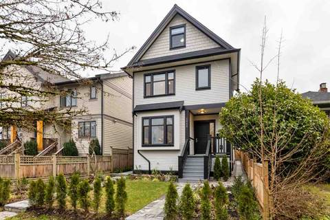 Townhouse for sale at 1268 16th Ave E Vancouver British Columbia - MLS: R2424149