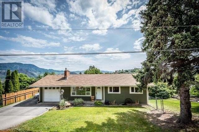 House for sale at 1268 Vaughn Place  Kamloops British Columbia - MLS: 156785