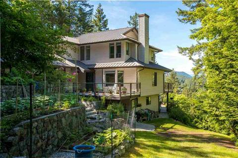 House for sale at 12689 Sunshine Coast Hwy 101  Madeira Park British Columbia - MLS: R2436302