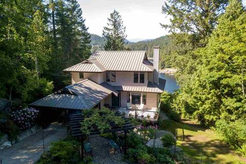 House for sale at 12689 Sunshine Coast Hwy 101  Pender Harbour British Columbia - MLS: R2348741