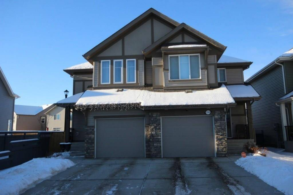 Townhouse for sale at 1269 Daniels Cres Sw Edmonton Alberta - MLS: E4183216