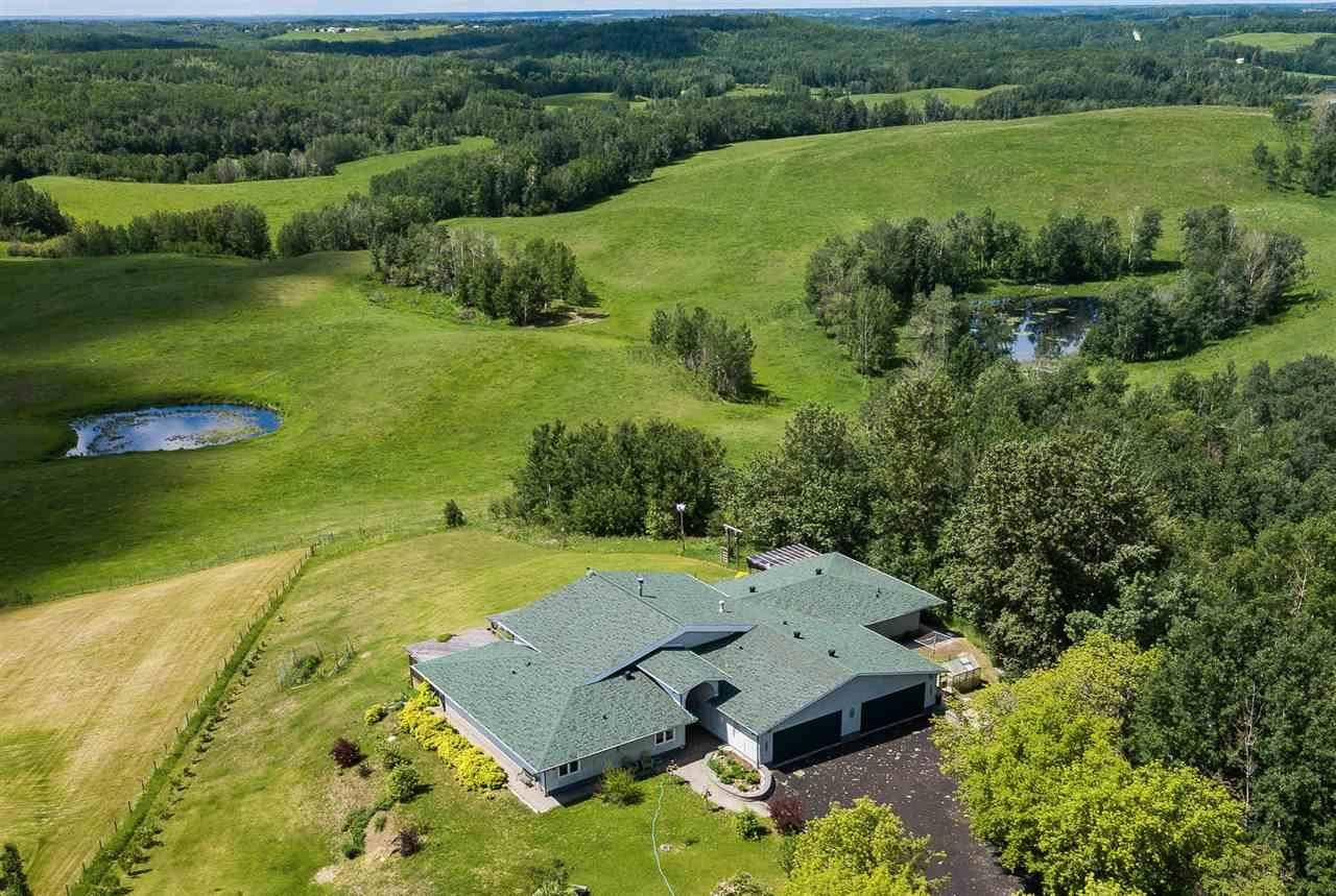 House for sale at 1103 540 Rd Unit 127 Rural Parkland County Alberta - MLS: E4115383