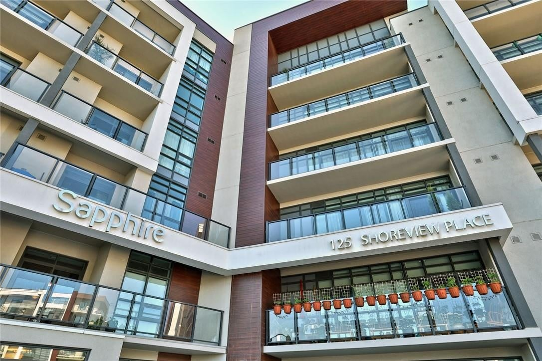Condo for sale at 125 Shoreview Pl Unit 127 Stoney Creek Ontario - MLS: H4089834