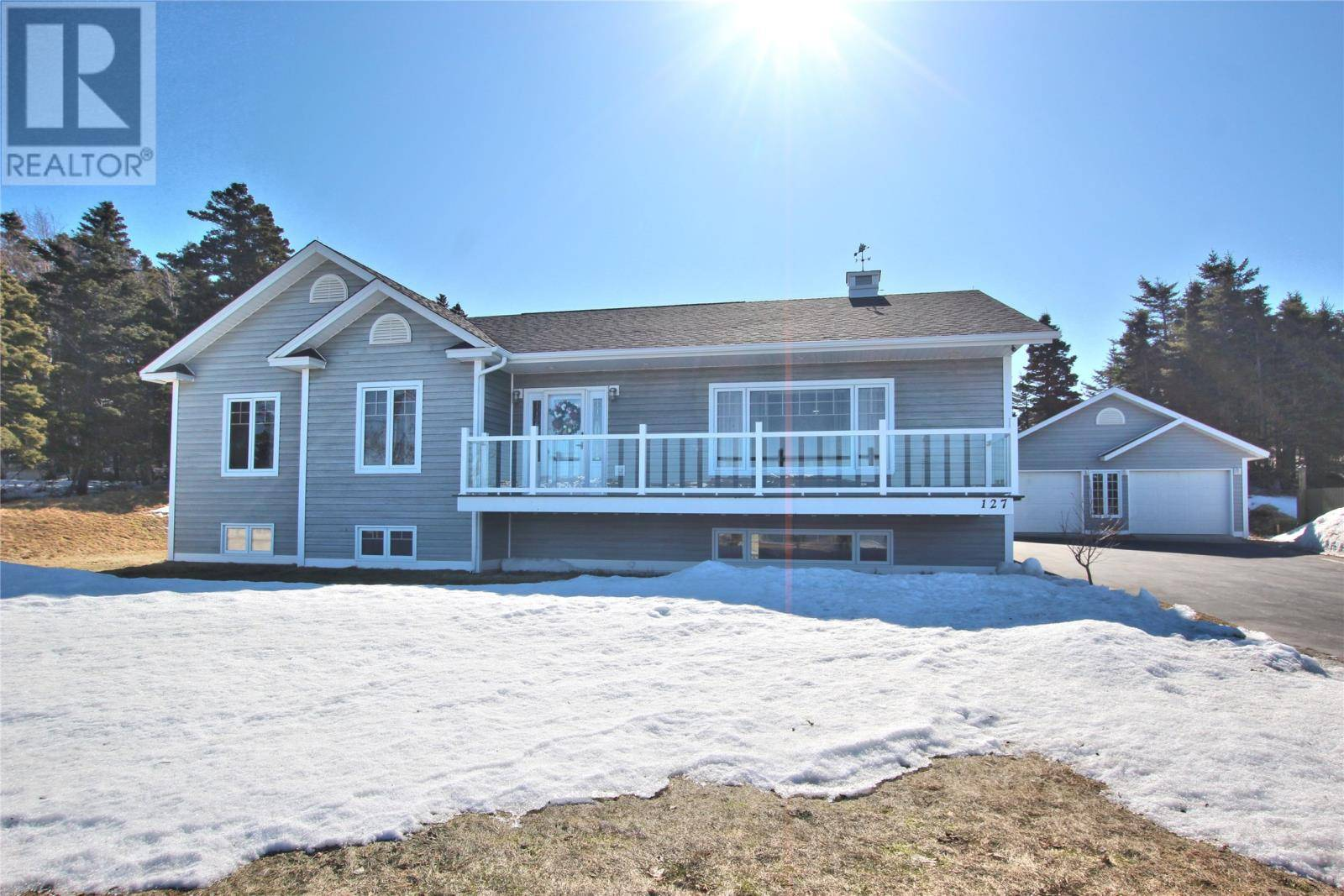House for sale at 127 Crossroads Rd Bay Roberts Newfoundland - MLS: 1212488