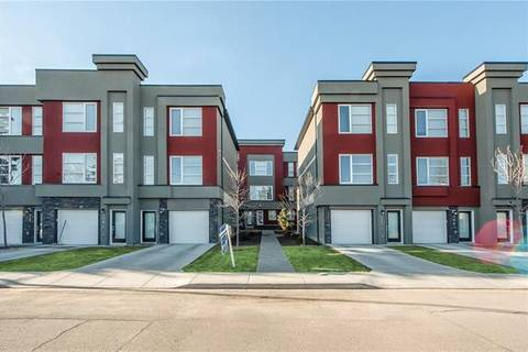 Townhouse for sale at 131 23 Ave Northeast Unit 127 Calgary Alberta - MLS: C4214916