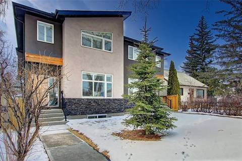 Townhouse for sale at 127 34 St Northwest Calgary Alberta - MLS: C4291357