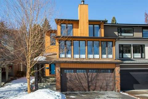 Townhouse for sale at 127 37 St Northwest Calgary Alberta - MLS: C4292016