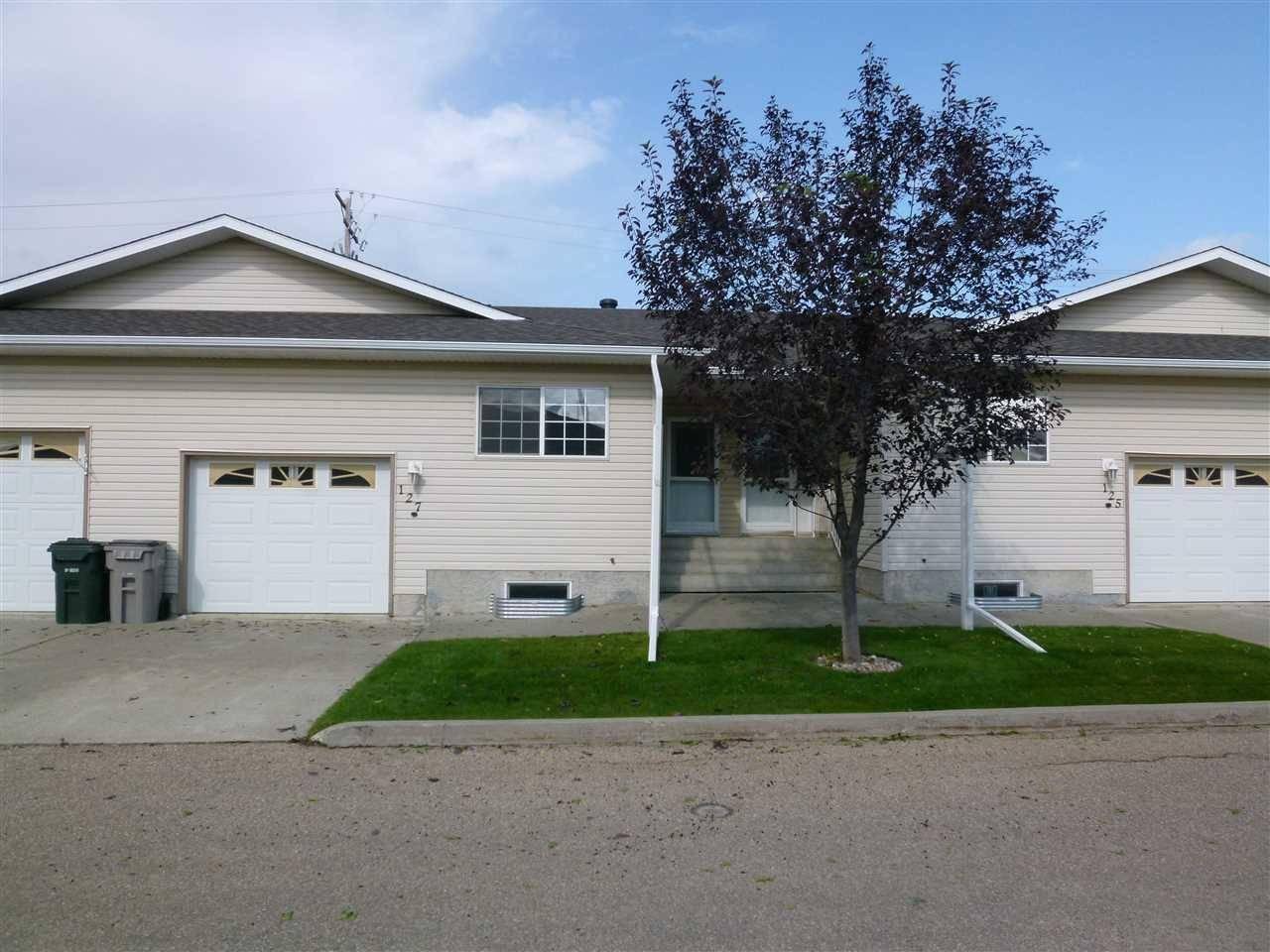 Townhouse for sale at 4610 50 Ave Unit 127 Stony Plain Alberta - MLS: E4168366