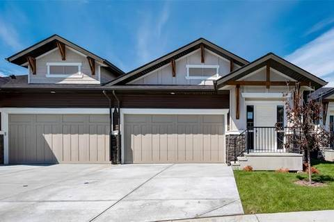 Townhouse for sale at 55 Fireside Circ Unit 127 Cochrane Alberta - MLS: C4229034