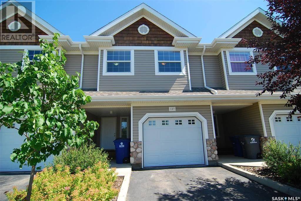 Townhouse for sale at 655 Kenderdine Rd Unit 127 Saskatoon Saskatchewan - MLS: SK789692