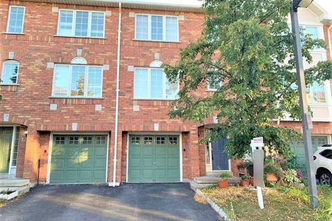 Townhouse for rent at 80 Acorn Pl Unit 127 Mississauga Ontario - MLS: W4645604