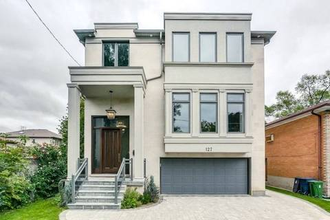 House for sale at 127 Barse St Toronto Ontario - MLS: C4690699