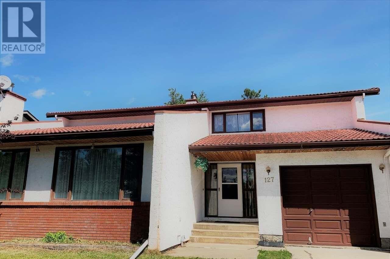 House for sale at 127 Bergeron Dr Tumbler Ridge British Columbia - MLS: 184956