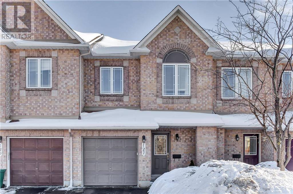 Townhouse for sale at 127 Branthaven St Ottawa Ontario - MLS: 1182557