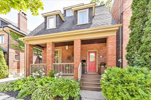 House for sale at 127 Briar Hill Ave Toronto Ontario - MLS: C4574067